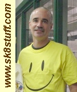 Webmaster Don Korte, aka The Smiley Face Judge